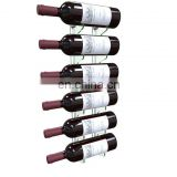 Factory direct supply of acrylic wine bottle holder,wall mounted wine bottle holder,wall mounted wine rack