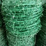 Cheap price pvc coated galvanized barbed wire