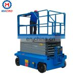 800lbs Air Hydraulic Scissor Motorcycle Lift Platform