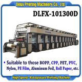 High Speed Computerized Automatic Rotogravure Printing Machine (DLFX-101300D)