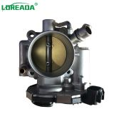 LOREADA Throttle Body Valve Assembly Fit For Chevrolet Cruz AVEO OE: 55577375 55561495 0280750562 0280750245