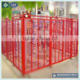 FRP industrial safety fencing to protect the equipment