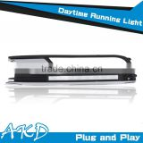 AKD Car Styling for New Passat B7 DRL 2014 Passat CC LED DRL Europe Daytime Running Light Good Quality LED Fog lamp