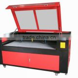 CE provided double heads precision laser cutting machine/beautiful design laser wood cutting machine