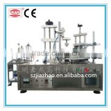 Factory directly sale hose tube ultrasonic filling and sealing machine with automatic tube feeding function
