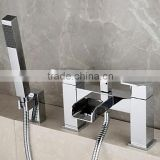 Bathroom Bath Tub Faucet Shower Mixer Tap for UK Market