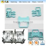 pa plastic car seat belt buckles injection mould