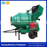Easy Movement Mobile Self-loading Concrete Mixer for Sale, Mobile Self-loading Concrete Mixing Machine for Sale