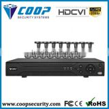 CCTV Camera System 8 Channel HD CVI Kit Looking for agents to distribute our product