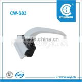 CW-S03 Aluminium sliding window handle for South America Market