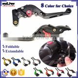 BJ-LS-001 Folding Extendable Brake Clutch Levers for Yamaha YZF R25 2014-2015 R3 2015 SS