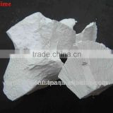 Lime lump CaO min 85% - quicklime lump high quality for industry / high purity resources