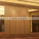 china manufacturer aluminium high quality folding wall for art gallery