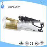 hair weaving curling iron magic hair