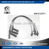 High voltage silicone Ignition wire set, ignition cable kit, spark plug wire 90919-22371 for TOYOTA
