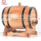 Good quality Oak material wooden barrels for sale