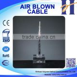 216 core HUIYUAN air blowing micro fiber optic cable