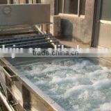 ~Manufacturer~ Potato Washing Machine, High Pressure Water Spray, 100% stainless steel...Nice!