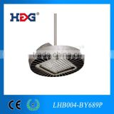 6000K Color temperature (CCT) and aluminum alloy lamp body material industrial high bay led lighting