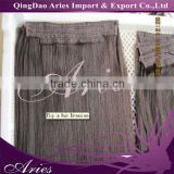 fish line human hair extension on sale