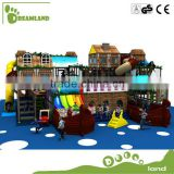 Newest pirateship commercial adult indoor playground
