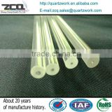 Rubber Industry Borosilicate Capillary Glass Tube for cable and wire manufacturing                                                                         Quality Choice