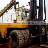 used TCM 45t 50t 30t diesel forklift original from japan ,various models of TCM provided for customers
