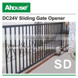 Ahouse remote control sliding gate opener for iron gate, wooden gate, aluminum gate