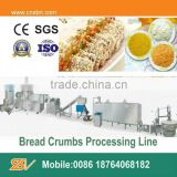 Bread Crumbs Making Plant Equipment Extruder Machine