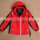 Mens outdoor sports wear ski & snow jackets