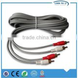 factory hot sales video dv cable digital audio output cable sex video audio output cable