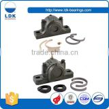 OEM service LDK felt seals type plummer block bearings