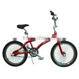 hot sale snakeskin tire high quality 20inch wheel BMX BIKE freestyle bicycle OEM KB-BMX-95