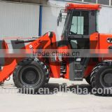 WOLF Weifang loader wood grapple loader zl30 with ce