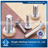 China high quality anchor standard size bolt and nut manufacturer&supplier&exporter cam lock bolt