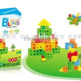 BNE100850 66pcs natural world plastic creative Educational building block
