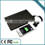 Free logo printing incable super slim high-capacity 50000mah power bank for all kinds of mobile phone
