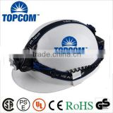 TD107 zoom focus ultra bright led waterproof headlamp for fishing caving camping                                                                         Quality Choice