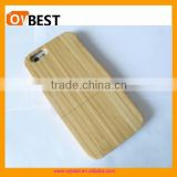 Best Quality Real Natural Bamboo Wooden Wood Hard Back Case Cover Protector for iPhone 6 Hot selling!!