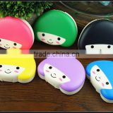cartoon contact lenses box manufacturer,beauty girl contact lenses box,lovely contact lenses box