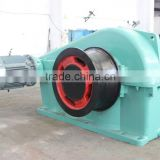 electric motor power double cable drum winch 30 ton