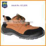Fashionable steel toe safety boots dual density PU outsole                                                                         Quality Choice