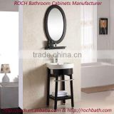 ROCH 8053 High End Wooden Basin Cabinet Hinge Bathroom Furniture