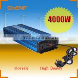 CHENF 4000W DC/AC 12v 220v Hybrid Solar Power System City Electricity Complementary Inverter With Charge