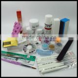Acrylic Nail Art Powder Liquid Brushes Rhinestones Full Kit Set HN1294