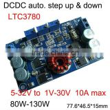 LTC3780 Auto Boost Buck Converter Voltage Regulator DC5-32V to DC1V-30V Adjustable High Efficiency Power supply converter