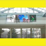 Multi-function many usage wall building p10/p16 waterproof ip68 outdoor full color wallpaper led display