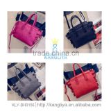 Current tide bags distressed pu leather handbags for women 2015 newcome ladies bag