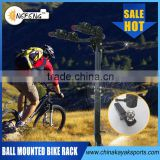Ball Mounted Bike Rack,2 Bicycles Carrier