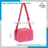 Food Use Insulated Type Zippered Sandwich Lunch Box Cooler Bag with Aluminium Foil Material